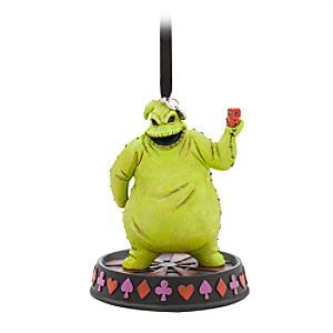 Läs mer om Oogie Boogie hängande ornament, The Nightmare Before Christmas