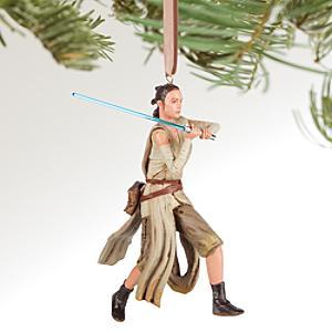 Läs mer om Rey juldekoration, Star Wars