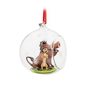 Läs mer om Timon och Pumbaa hängande ornament, Lejonkungen