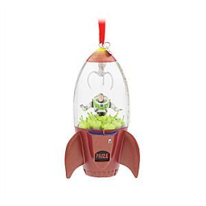 Läs mer om Buzz Lightyear hängande ornament, Toy Story