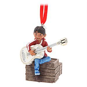 Läs mer om Miguel sjungande hängande ornament, Disney Pixar Coco