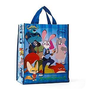 Läs mer om Zootropolis shoppingväska