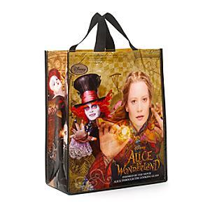Läs mer om Shoppingväska, Alice i Underlandet: Alice i Spegellandet