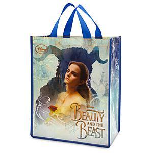 Läs mer om Återanvändbar shoppingväska med Skönheten och Odjuret
