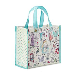 Läs mer om Disney Animators' Collection-bag