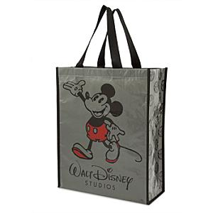 Läs mer om Walt Disney Studios Musse Pigg återanvändbar shoppingväska