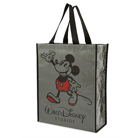 Sac de shopping réutilisable Mickey Mouse collection Walt Disney Studios