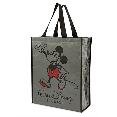 Sac de shopping réutilisable MickeyMouse collection WaltDisneyStudios