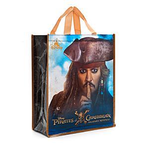 Läs mer om Pirates of the Caribbean: Salazars Revenge återanvändbar shoppingväska