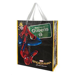 Läs mer om Spider-Man Homecoming stor återanvändbar shoppingväska