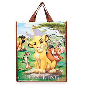 Läs mer om Lejonkungen återanvändbar shoppingväska