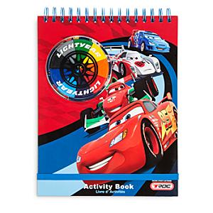 cars-activity-book