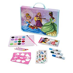 Disney Princess Filled Art Pencil Case