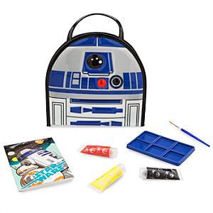 Läs mer om Star Wars R2-D2 målarset