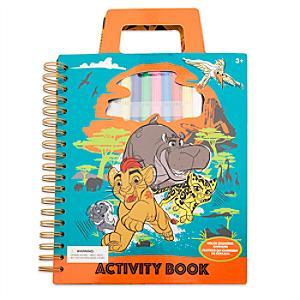 Läs mer om Lejonvakten aktivitetsbok