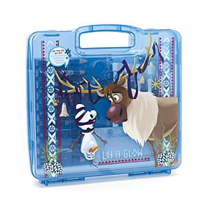 olaf-frozen-adventure-23-piece-travel-art-kit