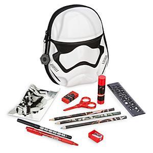 Läs mer om Star Wars pennfodral med pennor