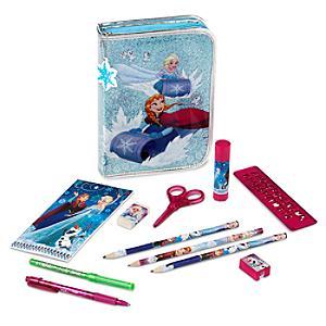 Läs mer om Frost pennfodral med pennor