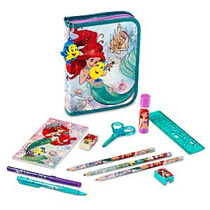 Ariel pennfodral med pennor