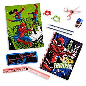 Läs mer om Spiderman skrivset