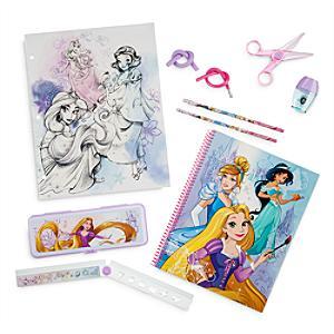 Läs mer om Disney Prinsessor skrivset