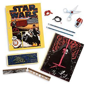 Läs mer om Star Wars skrivmateriel