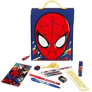 Läs mer om Marvel Ultimate Spider-Man-skrivset med blixtlås