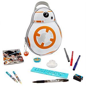 Läs mer om BB-8 Star Wars-skrivset med blixtlås