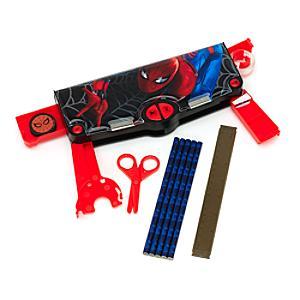 Läs mer om Spider-Man: Homecoming pennfodral med extra tillbehör
