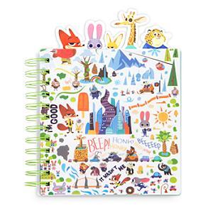 Läs mer om Zootropolis dagbok