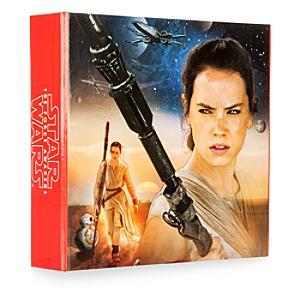 Läs mer om Star Wars dagbok