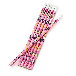 Läs mer om Mimmi Pigg blyertspennor i 6-pack
