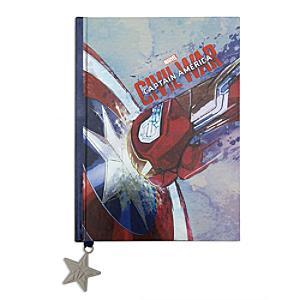 Läs mer om Captain America Civil War dagbok