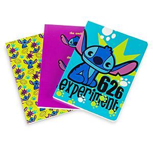 Läs mer om Stitch MXYZ anteckningsbok, 3-pack