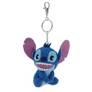 Läs mer om Stitch MXYZ nyckelring i plysch