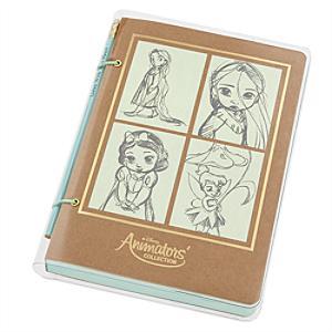 Dagbok, Disney Animators Collection