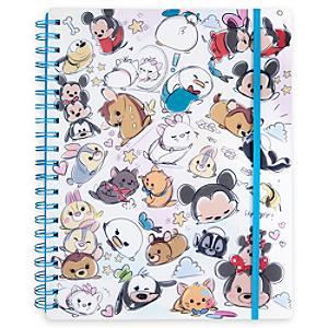 Läs mer om Disney Tsum Tsum-A4-anteckningsblock