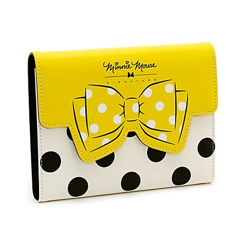 Carnet Minnie de la collection minnie mouse signature