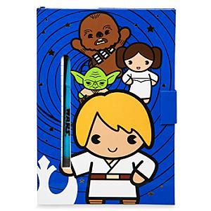 Läs mer om Star Wars MXYZ-minianteckningsbok
