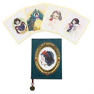 Läs mer om Art of Snow White dagbok