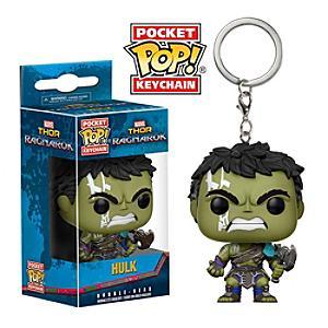 Thor: Tag der Entscheidung - Hulk - Pop! Vinylfigur - Schlüsselanhänger von Funko