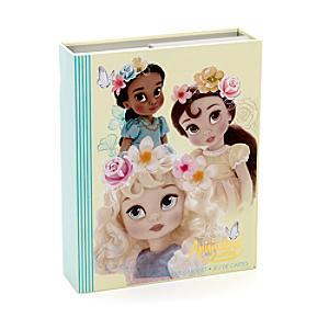 Läs mer om Disney Animators Collection set med anteckningskort