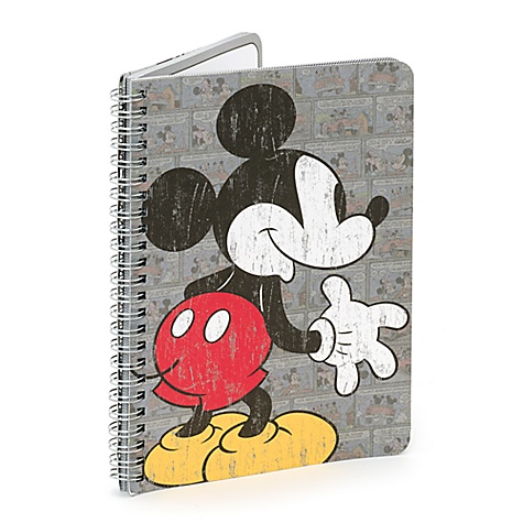 Cahier A5 mickey mouse
