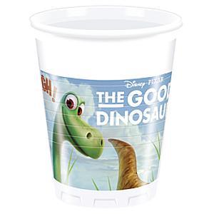 Läs mer om Den gode dinosaurien 8x partymuggar