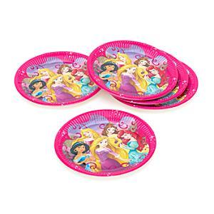 Läs mer om Disney Prinsessor 8x partytallrikar