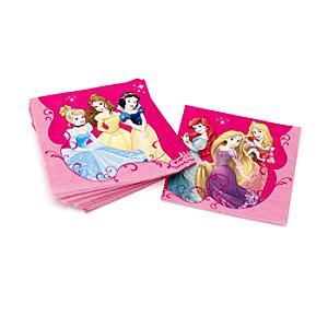 Läs mer om Disney Prinsessor 20x partyservetter