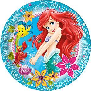 Läs mer om Ariel 8x partytallrikar