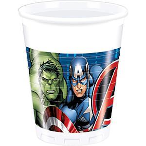 Läs mer om Avengers 8x partymuggar