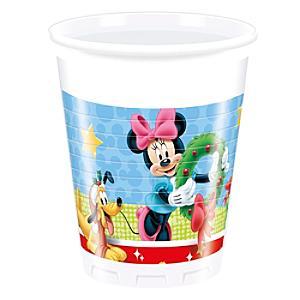 Mickey Mouse 8x julekrus