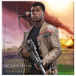 Läs mer om Star Wars: The Force Awakens 20x partyservetter